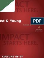 EY analysis for job-hunting purpose