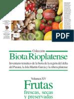 Biota rioplatense  15 - Frutas