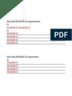 Exercicios Resp IPv6