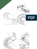 Imagendes de Escalera Helicoidal