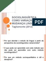 Sociolinguística 2