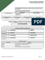 H.Q. Mushroom Farm inspection reports