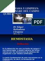 5-HEMOSTASIA