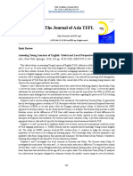 AsiaTEFL V13 N3 Autumn 2016 Assessing Young Learners of English Global and Local Perspectives