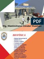 Biofísica-Analisis Dimencional y Analisis Vectorial