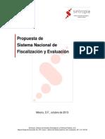 Propuesta Sistema Fiscalización