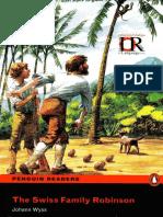 1 Swiss Family Robinson Book