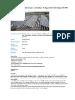 Arq_MOM_UFMG_Arq-UFMG n.09 - Construção e Instalação de Aquecedor Solar de Garrafa PET