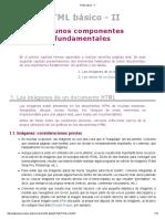 HTML Básico - II