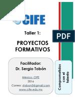 Proyectos Socioformativos de Tobon