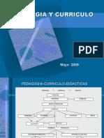 Pedagogia Curriculo y Modelos Pedagogico