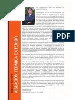 Prologo Aislacion Termica Exterior Manual Diseno Soluciones Edificaciones
