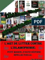318L Art de Lutter Contre l Islamophobie Petit Manuel d Auto Defense Intellectuelle