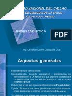 BioestadisticaCASAZOLA Especialidad