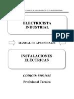 89001685 INSTALACIONES ELÉCTRICAS