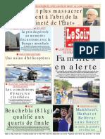 Journal Le Soir d Algerie 13.08.2016