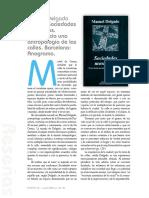 Sociedades movedizas. Pasos hacia una antropología de las calles II.pdf