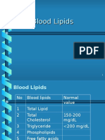 Blood Lipids