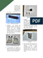 Practica 1 - Electroscopio