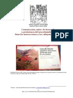 extractivismo y desposesion