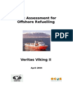 Risk Assessment for Offshore Refuelling Rev 0