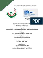 Implementacion de Central Telefonica PBX Por Medio Del Sistema Elastix Docx