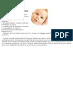 Efectele Masajului La Bebelusi