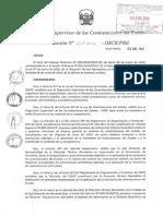Directiva 006 2016 OSCE PRE