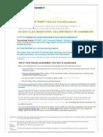 2016 CA FIN module online quiz 2