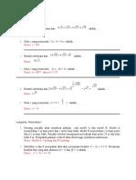 Soal Lomba Matematika SMK