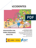 FOLLETO - Educación Vial Para Personas Adultas