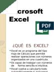 Exposicion Excel