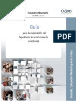 GUIA PARA ELABORAR PORTAFOLIO EVIDENCIAS FISICA.pdf