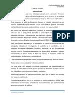 Contextualización comunidad Chiapaneca