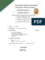 """APLICACIÃ""""N DE LA GEOGRAFIA ECONOMICA EN LOS RECURSOS NATURALE1 monografia (Autoguardado)"""