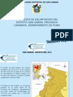 2015.08.13_presentacion Propuesta de Limites San Gaban
