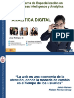 PDE BI&a Curso Analitica Digital I