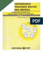 Resumen - Los Cursogramas en Las Operaciones Básicas de Una Empresa