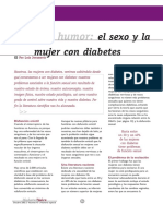 Estar de Humor - El Sexo y La Mujer Con Diabetes