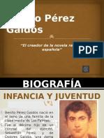 Benito Pérez Galdós (ARCHIVO)