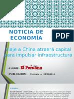 Noticia de Economia