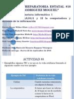 actividades ·8,9,10,11 y 12