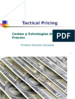 Cep1b- Tactical Pricing