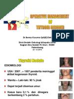 IT 13 - Pembedahan Di Bidang Penyakit Endokrin - BEN