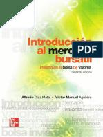 Introduccion Al Mercado Bursatil Diaz Malta - Aguilera