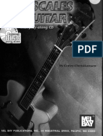 Corey Christiansen - Jazz Scales for Guitar