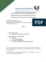 Implementacion ECPI Bolivia