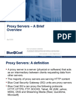 Proxy Overview