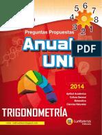 Trigonometría Completo - Anual Uni Vallejo 2014