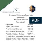 Matematicas III AP